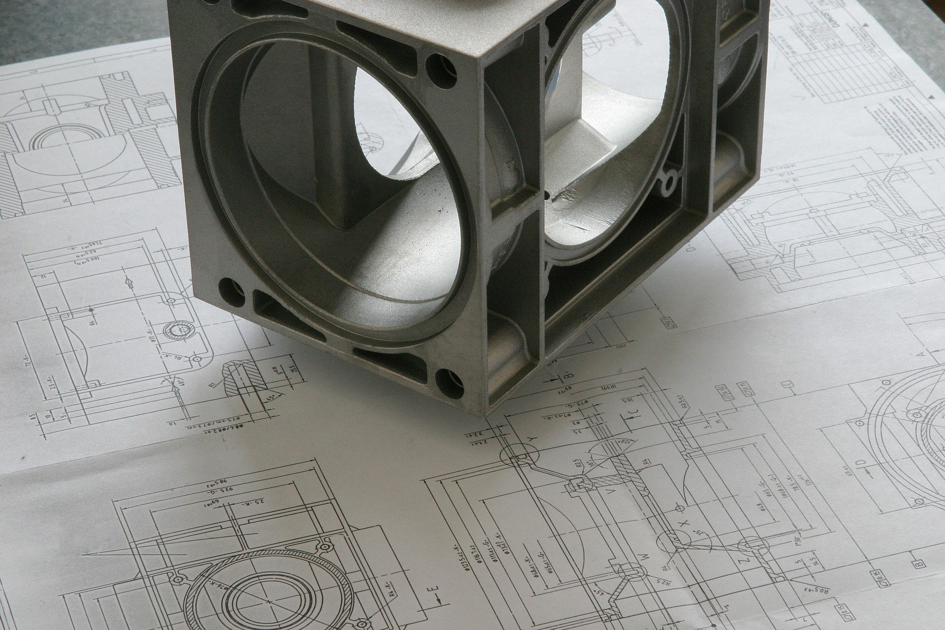 Maschinendesign & Anlagenkonstruktion